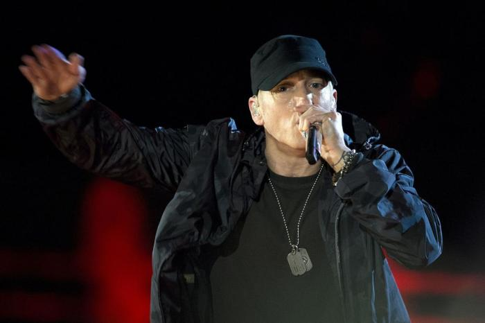The Line in the Sand: I Side with Eminem and So WouldJesus
