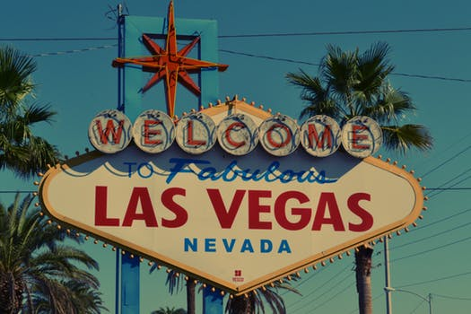 Leaving Las Vegas: Returning with Hope and Promise of a BetterWorld